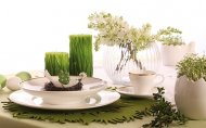 Dekoracje świąteczne na Wielkanoc, kolekcja Morning Dewdrops